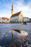 Tallinn town hall by Francy-93