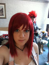Kairi selfie! by caking93