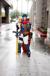 Ike Fire Emblem by caking93