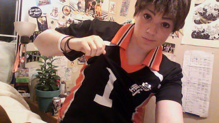 Daichi Cosplay, Haikyuu! by caking93