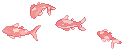 [F2U] pixel koi fish by ReeAdopts