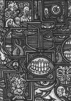 Ticks and Leeches by kylebjart