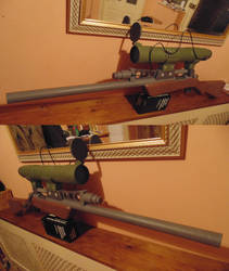 TF2 Stock Sniper Rifle Prop by WeasleFire