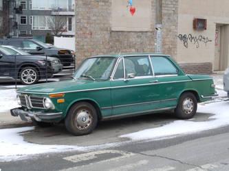 1974 BMW 2002 III by Brooklyn47