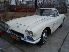 1962 Chevrolet Corvette II by Brooklyn47