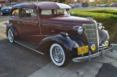1938 Chevrolet Master Deluxe III by Brooklyn47