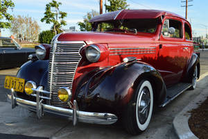 1938 Chevrolet Master Deluxe IX by Brooklyn47