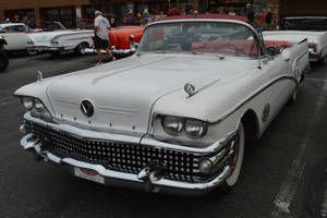 1958 Buick Limited Convertible VIII by Brooklyn47
