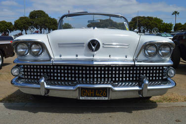 1958 Buick Special Convertible by Brooklyn47