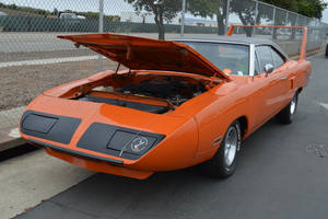 1970 Plymouth Superbird VIII by Brooklyn47