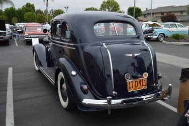 1936 Chrysler C7 Airstream Sedan V by Brooklyn47