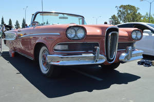 1958 Edsel Pacer Convertible X by Brooklyn47