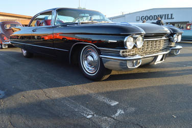 1960 Cadillac Series 62 Coupe III by Brooklyn47