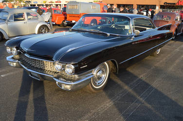 1960 Cadillac Series 62 Coupe IX by Brooklyn47