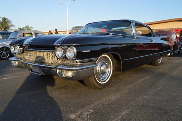 1960 Cadillac Series 62 Coupe X by Brooklyn47