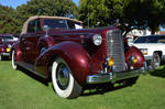 1936 Cadillac V-12 Convertible Coupe X by Brooklyn47