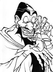 Rasputin loves tiny bat hands by larbox