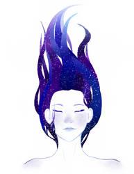 Blue Lips by graffiti-blaze