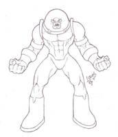 Juggernaut EVOLUTION 07 by LucasAckerman