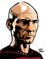 Picard sketch by lukeradl