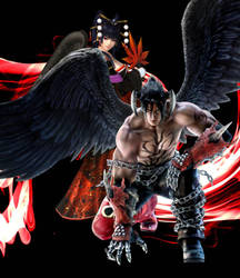 Wings of Black by BigBadBroly
