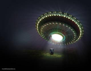 Stack computers UFO by lambda