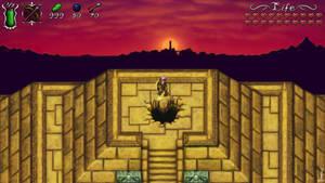 Ganon's Dark World by Dark-Mantis-Ninja