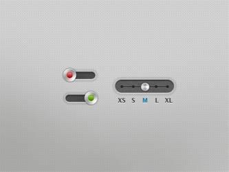 Toggle Switchers by nsamoylov
