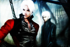 Sons Of Sparda_B by SiriCC