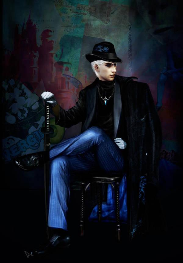 A Gentleman Dmc Vergil By Siricc On Deviantart
