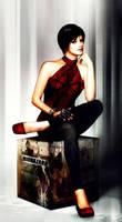 Ada Wong - Resident Evil 2 (BIOHAZARD 2)A by SiriCC