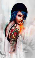 Chloe Price _Life is Strange by SiriCC