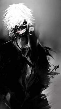 Tokyo Ghoul by SiriCC