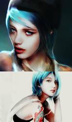 Life is Strange_Chloe Price by SiriCC