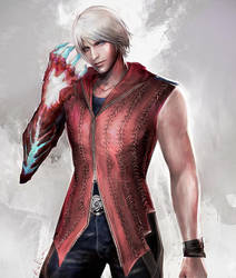 Nero - Devil May Cry 4 by SiriCC