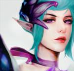 Sugar Plum Fairy Mercy_b by SiriCC
