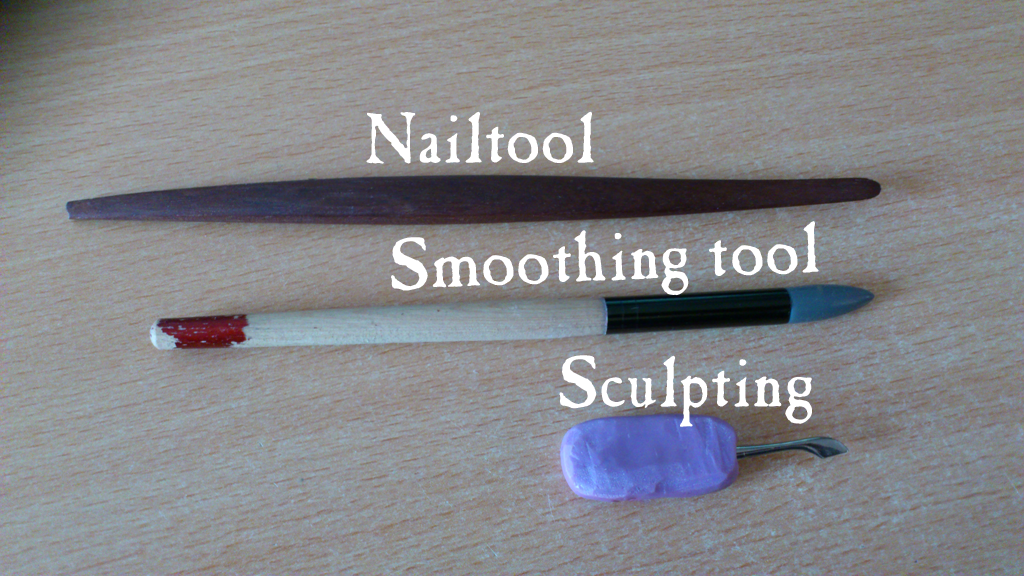 Sculpting Tools by ShirleysStudio