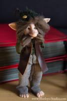 Troll Tibald by ShirleysStudio
