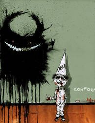 dunce by nicktheartisticfreak
