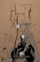 Great Reaper by nicktheartisticfreak