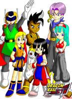 Next Generation of Z Fighters by KCruzer