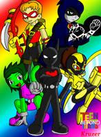 Teen Titans Beyond by KCruzer