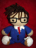 Doctor Who - 10th Doctor by Ginger-PolitiCat