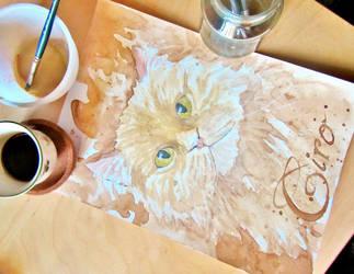 Coffee Ciro - Commission by AurelGweillys