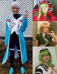 My Favourite Cosplays by JLBee