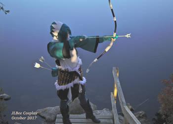 Water Archer by JLBee