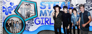 -Portada Steal My Girl ft Alexaviolaaloswuandi+ by SomeoneInTheForest