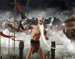 Cohen the barbarian by Strige