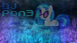 DJ Pon3 Pixel Rave by Paradigm-Zero