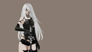 A2 Minimalist by ShiroTaizai